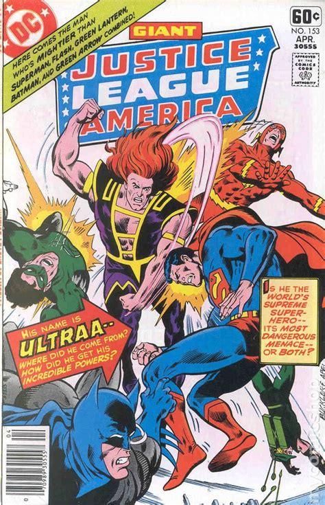 justice league  america  st series comic books