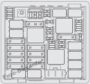 Fuse Box Diagram  U0026gt  Fiat Punto  2013