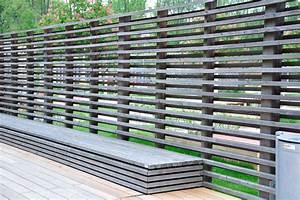 Sichtschutz Holz Bauhaus : sichtschutz im garten 22 raffinierte ideen anregungen ~ Sanjose-hotels-ca.com Haus und Dekorationen