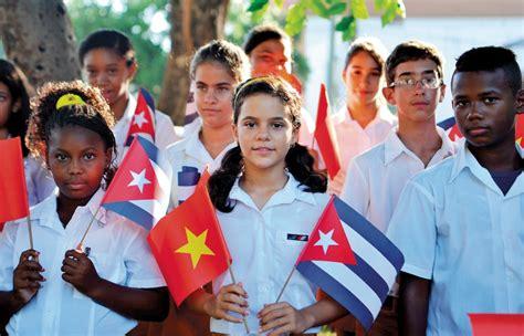Đt việt nam giành vé dự futsal word cup 2021. Quan hệ Việt Nam - Cuba: Biểu tượng của thời đại
