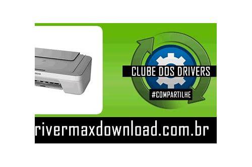baixar software driver impressora canon mp230 windows 7