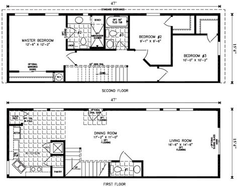 oak homes floor plans home plans design