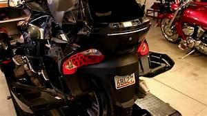 Can-am Spyder Rt Run Turn Brake Led Installation Mp4