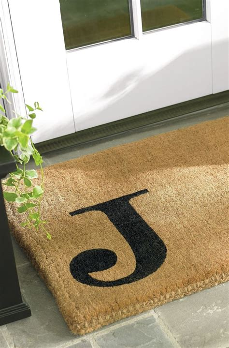 Modern Doormats Outdoor by Best 20 Front Door Mats Ideas On Entrance
