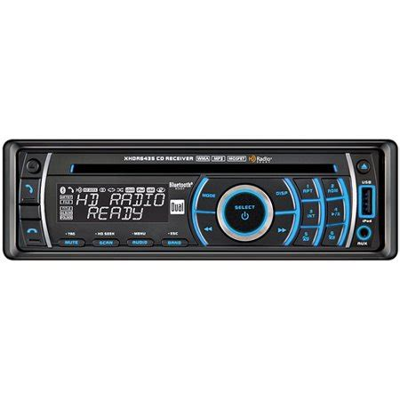 dual in dash am fm mp3 wma receiver with direct usb for ipod walmart