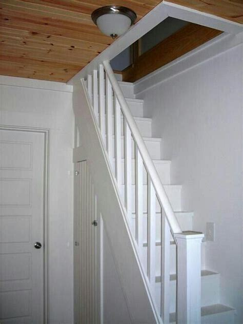steep stairs  small spaces attic staircase