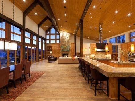 iconic mountain modern home  telluride colorado youtube