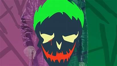 Joker 4k Haha Wallpapers Suicide Squad Iphone