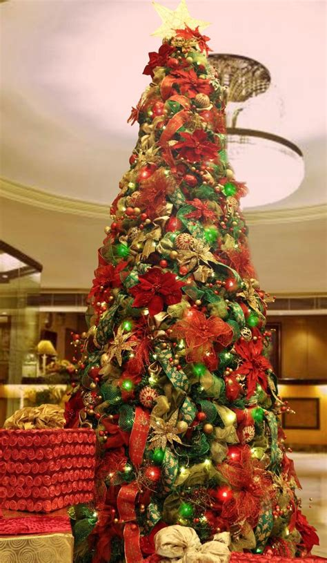 commercial christmas decorations images