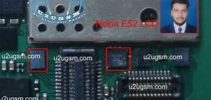Nokia 206 Display Light Solution Lcd Jumper Problem Ways