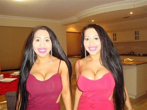 Anna And Lucy Decinque Freaky Cosmetic Surgery Twins