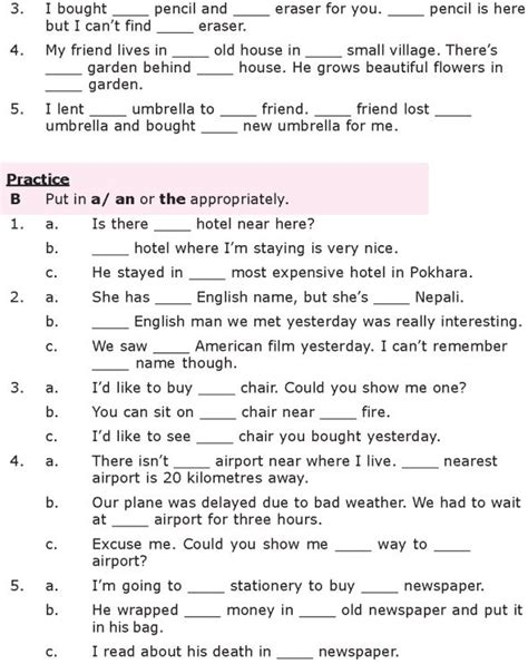 grade 8 grammar lesson 26 articles 2 grade 8 grammar lessons 1 30 grammar lessons grammar
