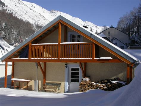 catered chalets in pyrenees ski chaletmountain bug