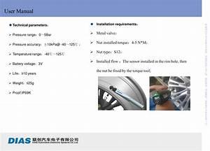 Dias Automotive Electronic Systems Tps3