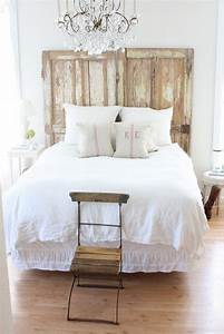 17, Cool, Diy, Headboard, Ideas, To, Upgrade, Your, Bedroom