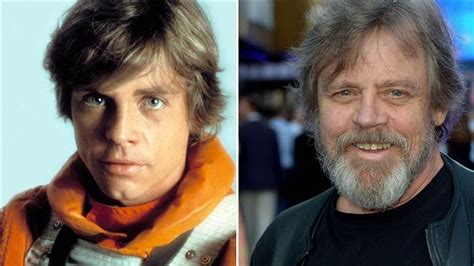 mark hamill now see the original star wars trilogy s cast then and now