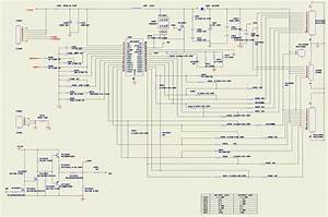 Electro Help  Power  U0026 Inverter Schematic  Circuit Diagram