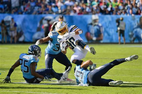 chargers  titans week  instant reactions