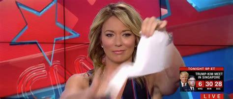 baldwin brooke cnn trump tears air paper journalism imitates tear daily staff