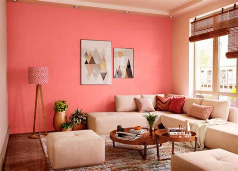 Try Satin Pink House Paint Colour Shades for Walls - Asian ...