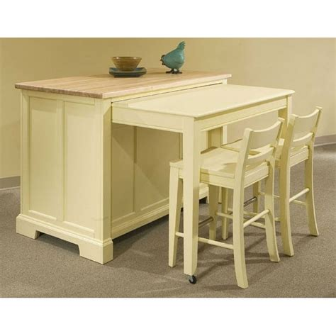 kitchen island with pull out table kitchen glamorous broyhill kitchen island broyhill wood furniture attic heirlooms tables
