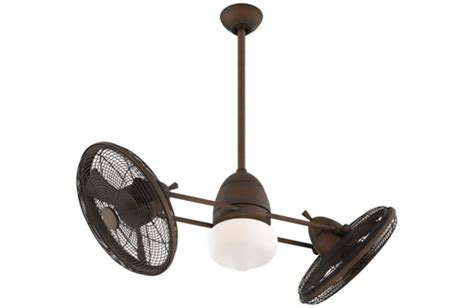 gyro ceiling fans with lights minka aire gyro ceiling fan restoration bronze f602