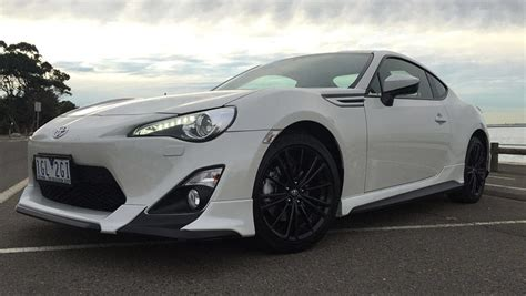 Toyota 86 Picture by Toyota 86 Blackline Edition 2016 Review Road Test