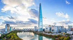World's New Fifth Tallest Building Lotte World Tower Opens ...