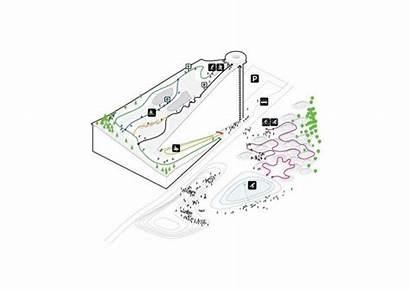 Waste Energy Plant Amager Diagrams Plan Bjarke