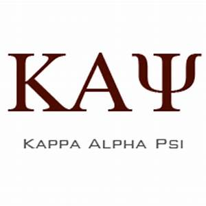 kappa alpha psi fraternity black fraternity and sorority With akpsi greek letters
