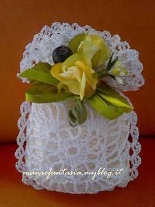 Bomboniere All Uncinetto Per Matrimonio Schemi KU35