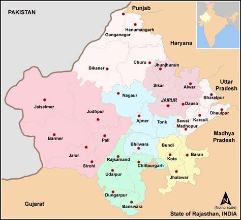 divisions  rajasthan wikipedia