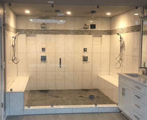 Steam Showers  Frameless Shower Doors
