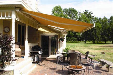 retractable awnings series dean custom awnings