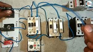 Manual Star Delta Starter  U0915 U0940 Control Wiring  U0915 U0940  U091c U093e U0928 U0915 U093e U0930 U0940