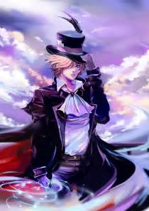 Magician deviantART Anime