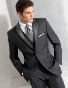 wedding tuxedo styles ike behar gray slim fit tuxedo style 690 black tie formalwear tuxedos