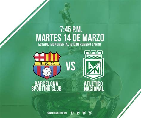 Barcelona 1x2 Atlético Nacional - Copa Libertadores 2015 - Group Stage - YouTube