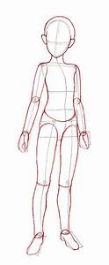 How To Draw A Ball Jointed Doll  7 Steps  With Pictures