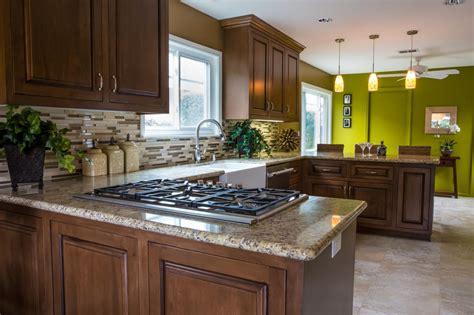 green kitchen walls photo page hgtv 1453