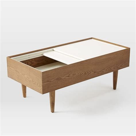 21 coffee tables with storage west elm storage coffee table home goods