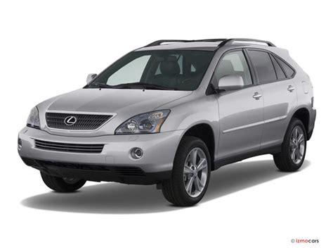 lexus rx hybrid prices reviews listings  sale