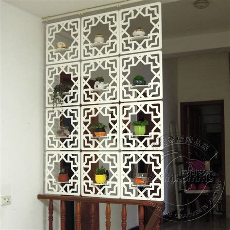 Decorative Partitions - wooden decorative room partitions biombo room partition