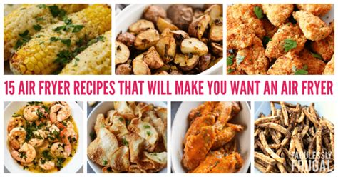 fryer air recipes food easy want fried using foods deep favorite fries appliance anyway kitchen