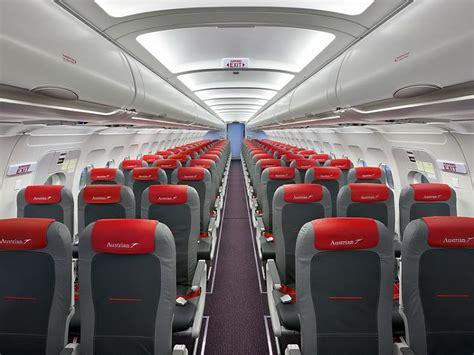 außen und innen austrian weniger platz in der economy class 187 news tma travel management austria