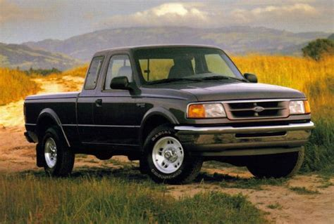 ford ranger models by year history of the ford ranger