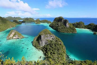 Raja Ampat Indonesia Islands Getting Lamima Know
