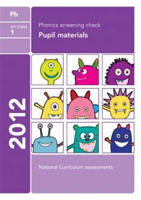 Year 1 English Worksheets And Activities  Phonics Screening Check Theschoolrun