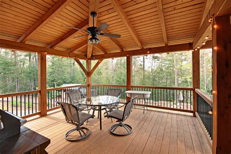 1 house plans with wrap around porch 10 reasons to cover your timber frame deck