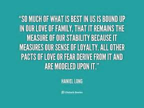 so much of what is best in us is bound up in our l by haniel like success